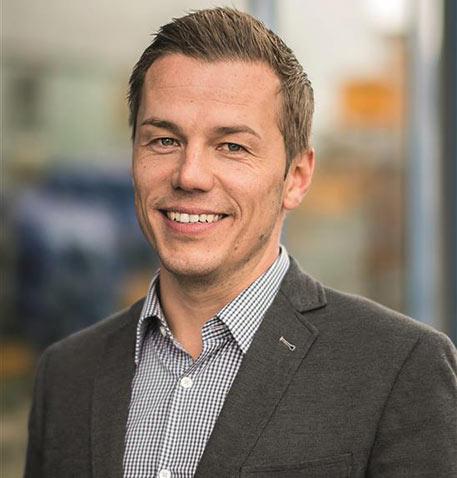 Branch Manager Alexander Konz