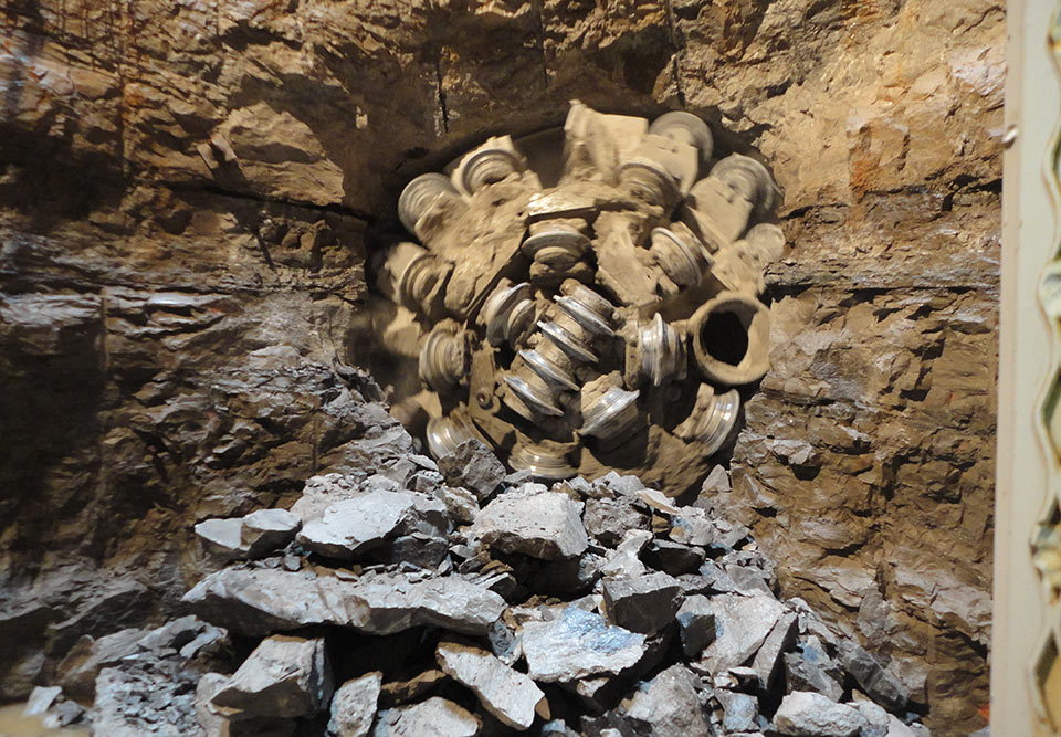 Why should final project breakthrough for a TBM be the end of its useful life?