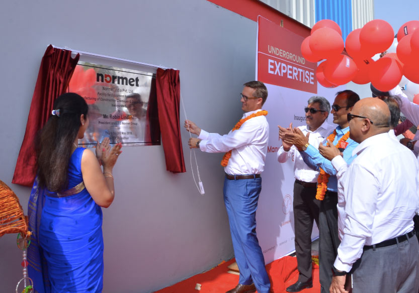 Inauguration of new facility