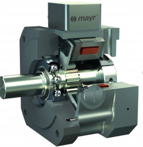 Reliable safety brakes from Mayr