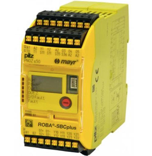 Brake control module ROBA-SBCplus