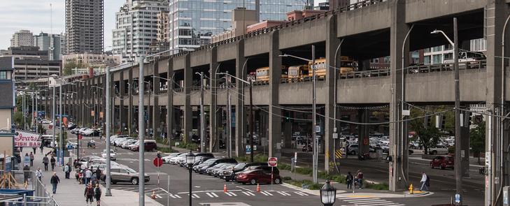 Earthquake damaged viaduct to be demolished