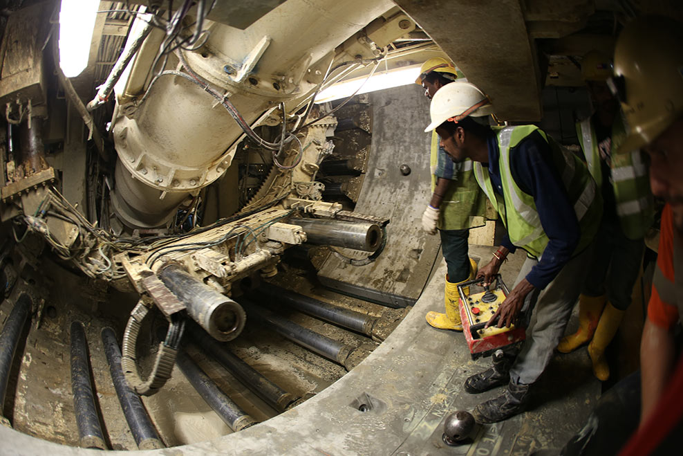 Lack of confidence can lead to over-specification of TBMs
