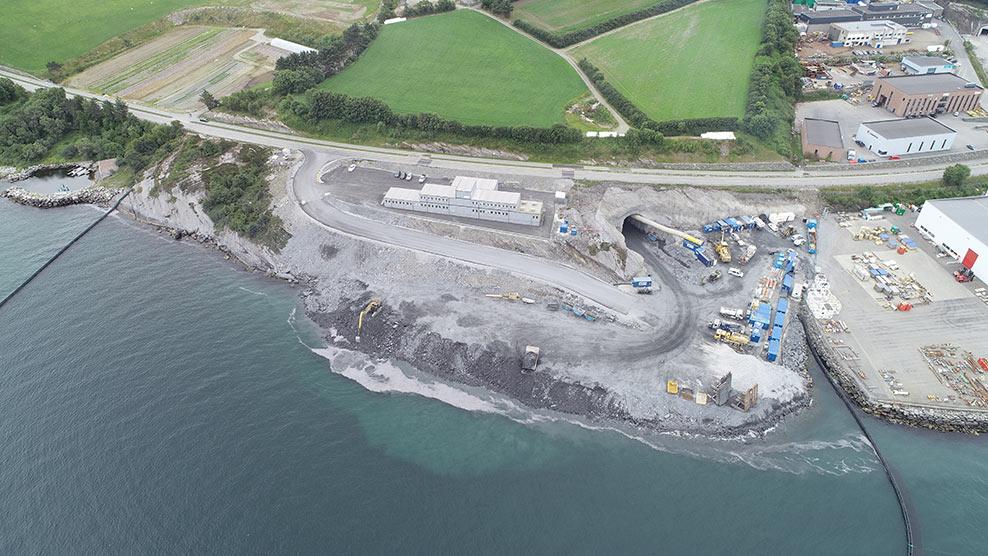 Works start on Mekjarvik Lot for Rogfast