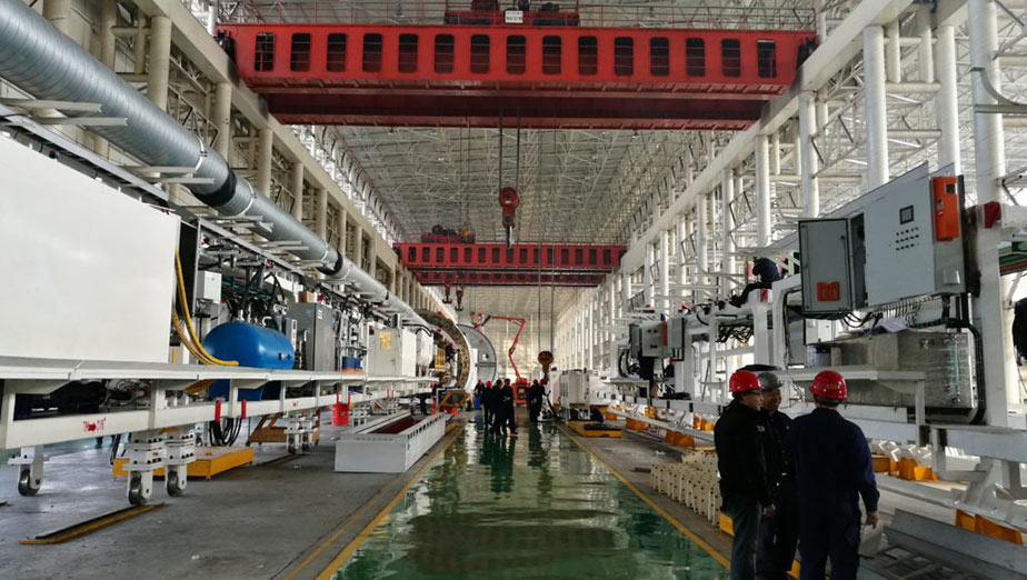 LNSS factory in China