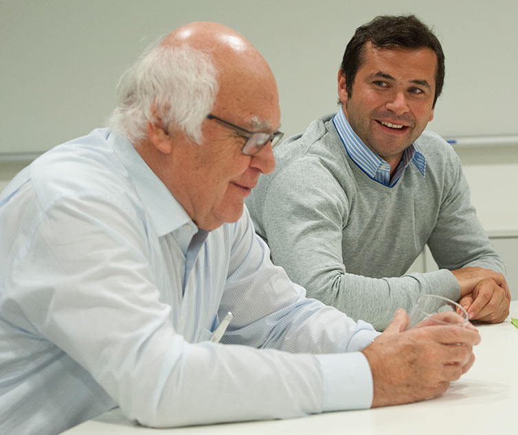 Martin Herrenknecht and son, Martin-Devid discuss company strategy
