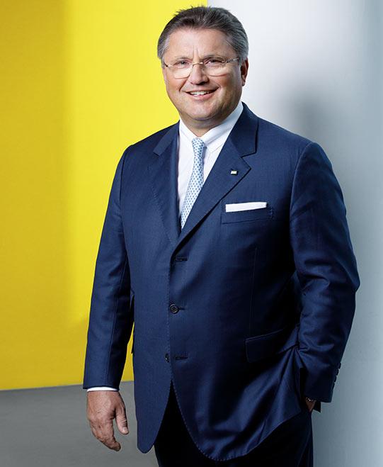 Karl-Heinz Strauss, Porr CEO