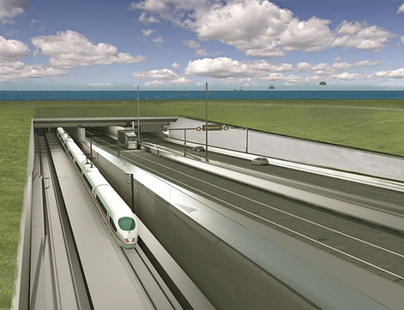 Germany approves fixed link with Denmark