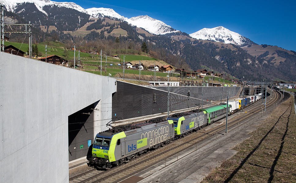 Planning underway to complete the Lötschberg Base Tunnel