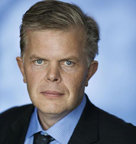 Femern A/S CEO Claus F Baunkjær
