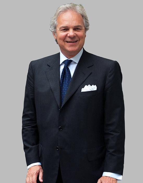Pietro Salini, CEO of Salini Impregilo, warns of difficulties in the construction sector
