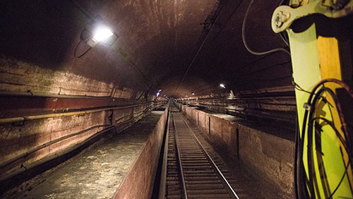 Existing Hudson River rail tunnels need urgent rehabilitated
