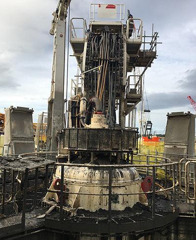 75 tonne VSM