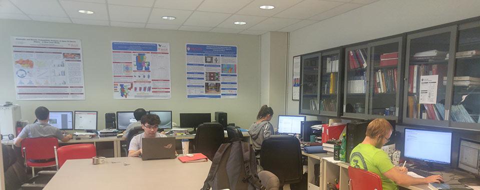 Mine design laboratory at McGill University