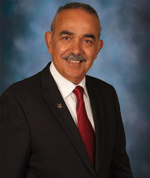 Leader Professor Hani Mitri