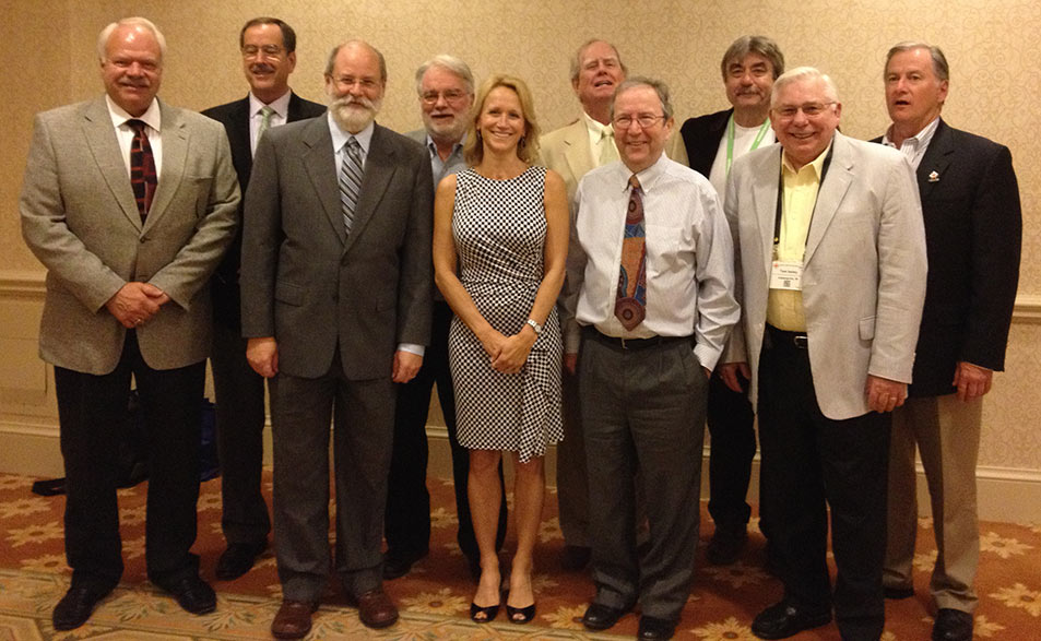 Past Chairs of the Board of Directors