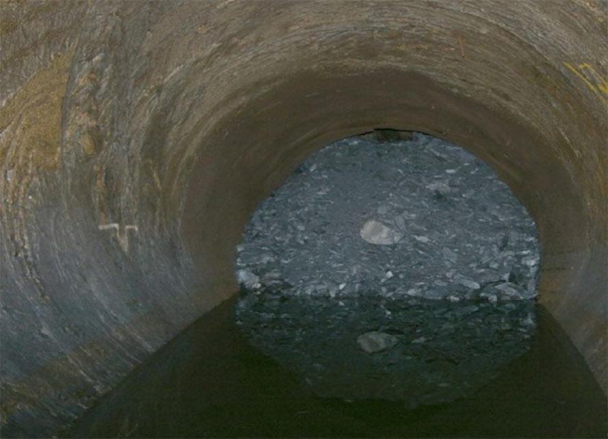 Collapse of the Glendoe unlined TBM excavated headrace