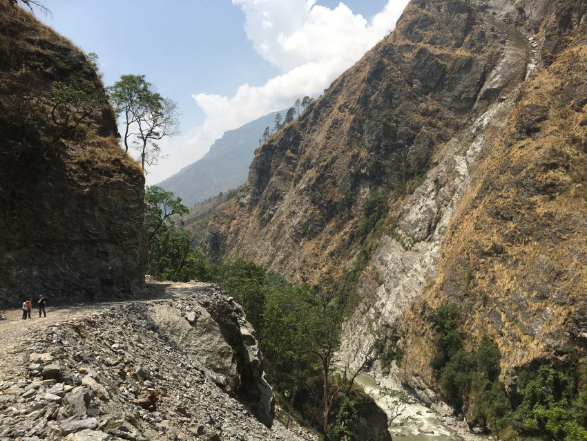 Upper Trishuli-1 calls for major underground works
