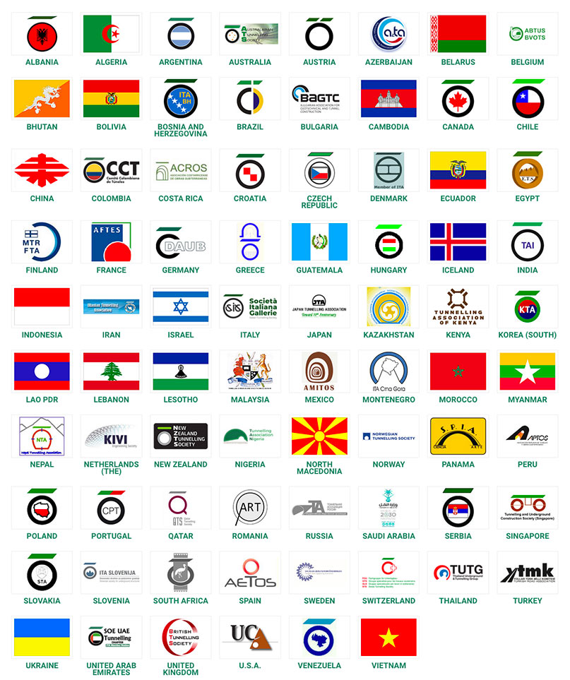 78 Member Nations of the ITA