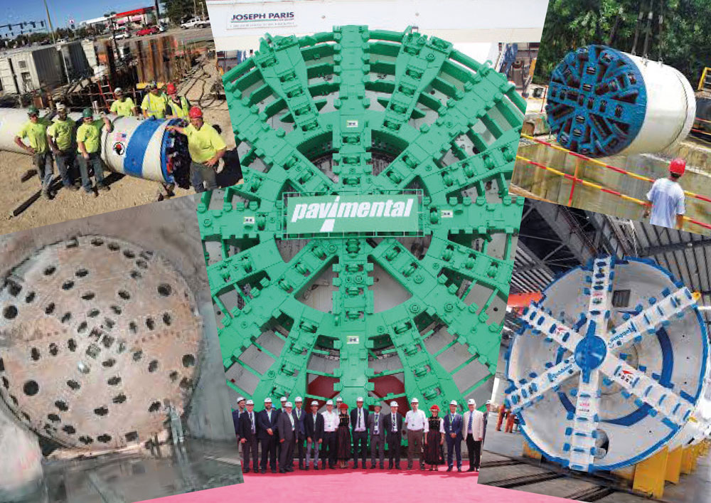 TBMs now in all sizes and types