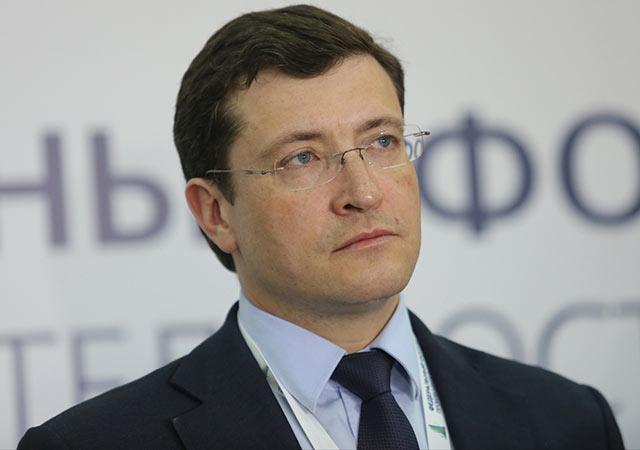 Governor Gleb Nikitin an initiator of the expansion plans