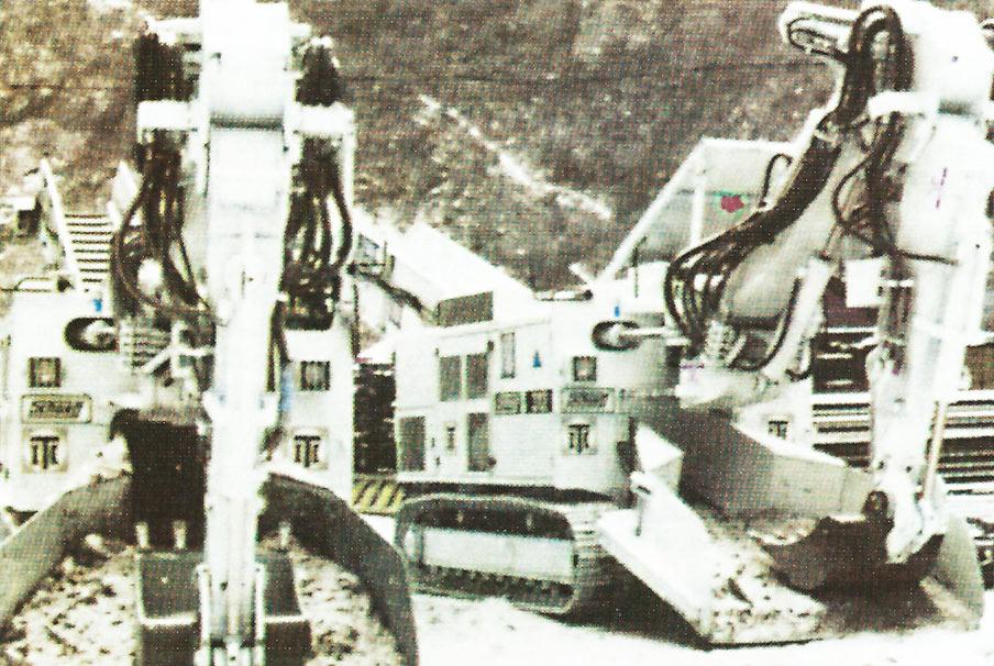 lTC Schaeff track mounted loaders
