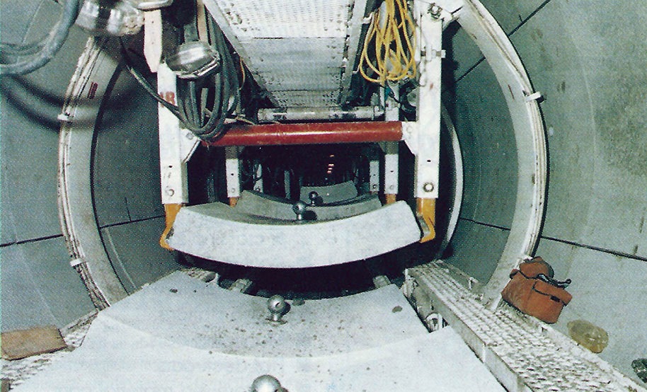 Lovat designed segment handling to ensure rapid ring building behind the TBM
