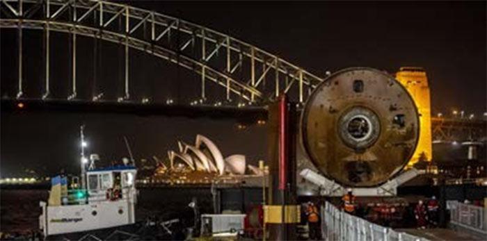 Sydney Metro City & Southwest Line Project, Australia
