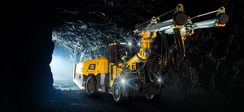 Superdrill manufactures bits and tools to fit Sandvik and Atlas Copco