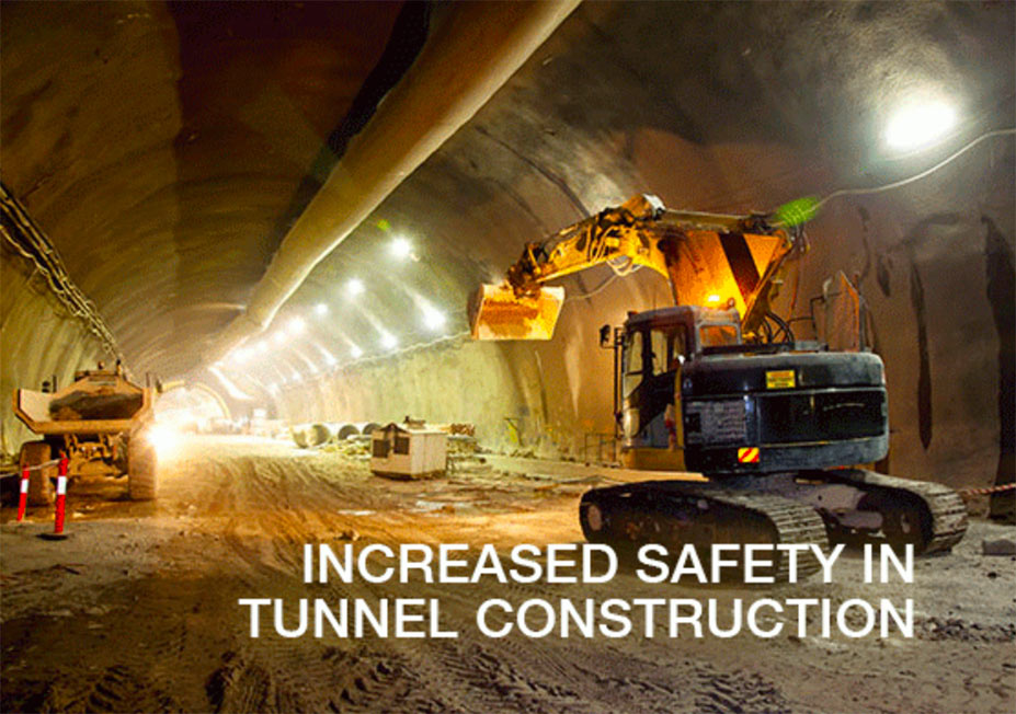 The Strata mission is to improve safety in underground works