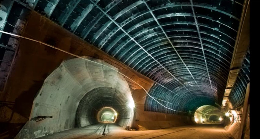 A research facility for cancer cure research is one suggestion for reusing the underground infrastructure