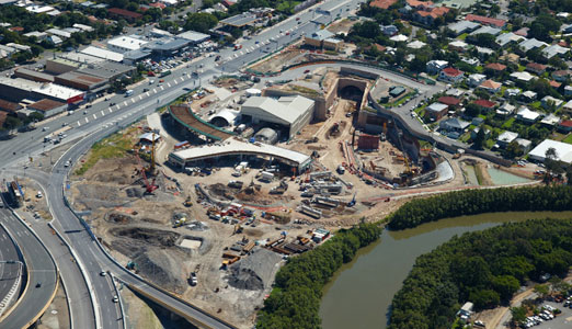 Federation Street site at Bowen Hills