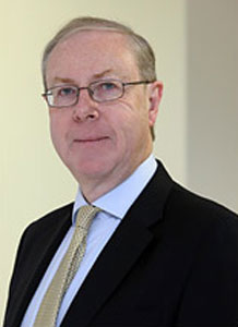 Chief Executive Peter Gammie
