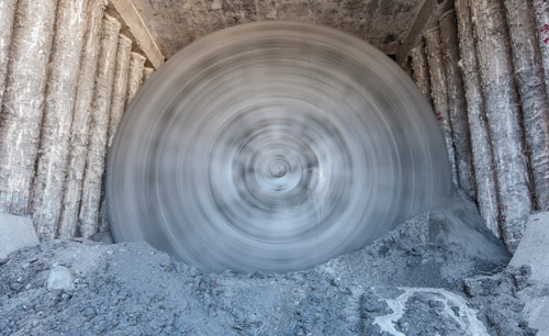 BASF products contributed to the Sparvo mega-TBM success in Italy