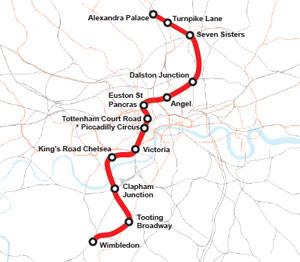 Crossrail 2 - Option A
