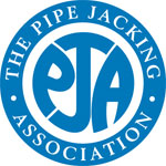 Pipe jacking Logo