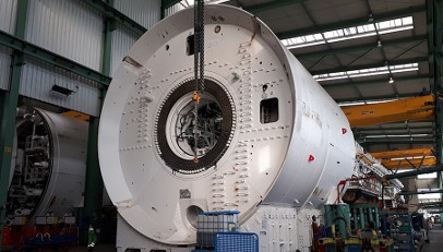 First two TBMs for UK HS2 project in manufacture